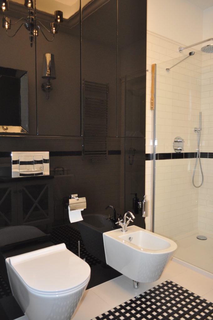 łazienka czarno biała3